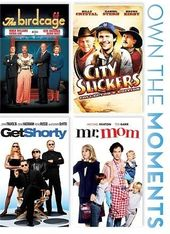 The Birdcage / City Slickers / Get Shorty / Mr.