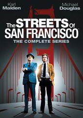 The Streets of San Francisco - Complete Series