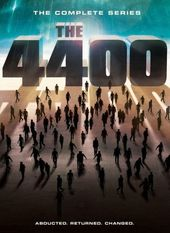 The 4400 - Complete Series (14-DVD)