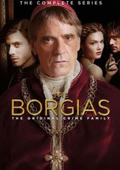 The Borgias - Complete Series (9-DVD)