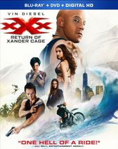 xXx: Return of Xander Cage (Blu-ray + DVD)