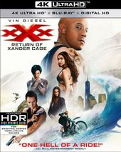 xXx: Return of Xander Cage (4K UltraHD + Blu-ray)