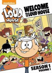 The Loud House - Season 1, Volume 1 (2-DVD)