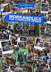 Workaholics - Complete Series (15-DVD)