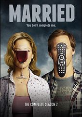 Married - Complete Season 2 (2-Disc)