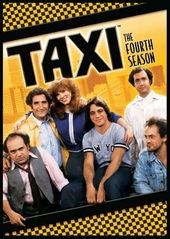 Taxi - Complete 4th Season (3-DVD)