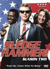 Sledge Hammer - Season 2 (4-DVD)