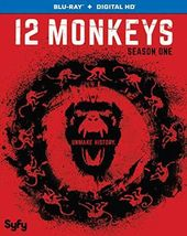 12 Monkeys - Season 1 (Blu-ray)