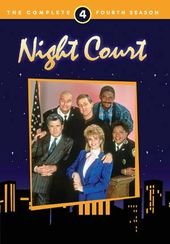 Night Court - Complete 4th Season (4-DVD)