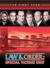 Law & Order: Special Victims Unit - Year 1 (6-DVD)
