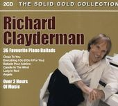 36 Favourite Piano Ballads: The Solid Gold