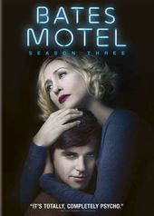 Bates Motel - Season 3 (3-DVD)