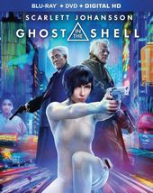 Ghost in the Shell (Blu-ray + DVD)