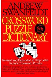 Crosswords/Dictionaries: Crossword Puzzle