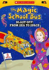Magic School Bus - Blast Off! From Sea to Space