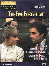 Broadway Theatre Archive - The Five Forty-Eight