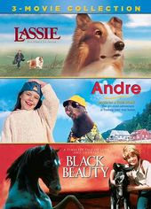Lassie / Andre / Black Beauty (3-DVD)