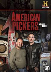 American Pickers - Volume 4 (2-DVD)