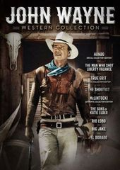 John Wayne Western Collection (9-DVD)