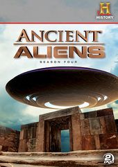 Ancient Aliens - Season 4 (3-DVD)
