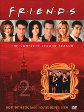 Friends - Complete 2nd Season (4-DVD)
