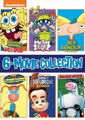 Nickelodeon Animated Movies Collection (6-DVD)