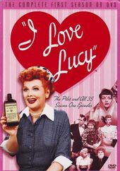 I Love Lucy - Complete 1st Season (7-DVD)