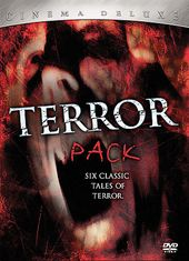 Cinema Deluxe Terror Pack (6-DVD)
