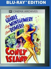 Coney Island (Blu-ray)
