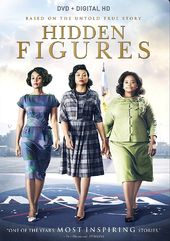 Hidden Figures (DVD + Digital HD)
