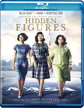 Hidden Figures (Blu-ray + DVD + Digital HD)