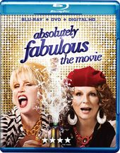 Absolutely Fabulous: The Movie (Blu-ray + DVD)