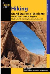 Falcon Guides Hiking Grand Staircase-Escalante &