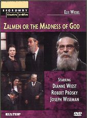 Broadway Theatre Archive - Zalmen or the Madness