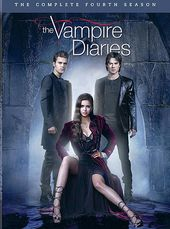 Vampire Diaries - Season 4 (5-DVD)