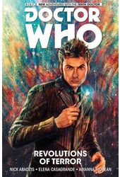 Doctor Who: The Tenth Doctor 1: Revolutions of