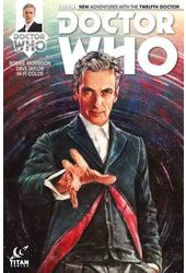 Doctor Who the Twelfth Doctor 1: Terrorformer