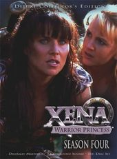 Xena: Warrior Princess - Season 4 (10-DVD)