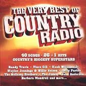 The Very Best of Country Radio (2-CD)