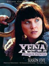 Xena: Warrior Princess - Season 5 (10-DVD)