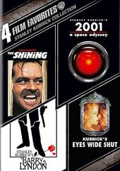 Stanley Kubrick Collection: 4 Film Favorites (The
