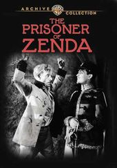 The Prisoner of Zenda (1922) (Full Screen)