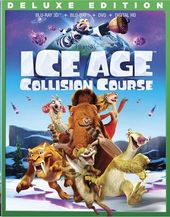 Ice Age: Collision Course 3D (Blu-ray + DVD)