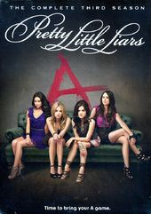 Pretty Little Liars - Complete 3rd Season (5-DVD)