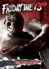 Friday the 13th: The Collection (8-DVD)