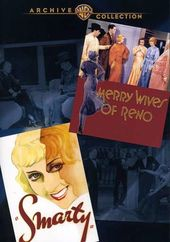 Merry Wives of Reno (1934) / Smarty (1934) (Full