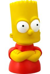 The Simpsons - Bart Bust Bank