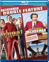 Anchorman Double Feature (Blu-ray)