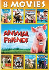 Animal Friends: 8 Movies (Babe: Pig in the City /