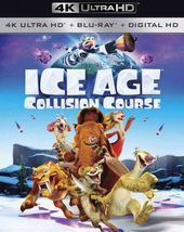 Ice Age: Collision Course (4K UltraHD + Blu-ray)